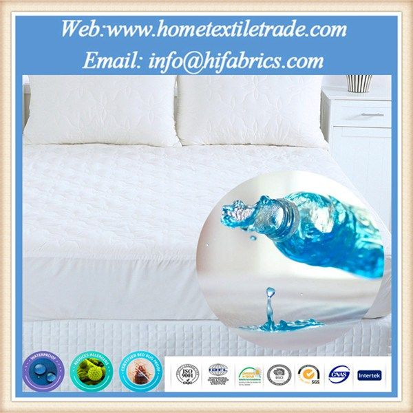 alibaba china allergy relief fitted quilted queen stretch mattress covers pads protectors in sabah - Mattress Bags