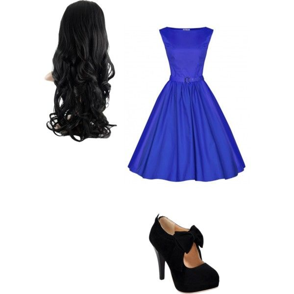 Untitled #66 by valentinazamora on Polyvore featuring polyvore fashion style