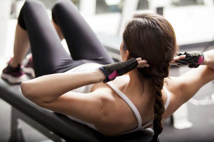 Haz tu propio banco para ejercitar los abdominales | Muy Fitness