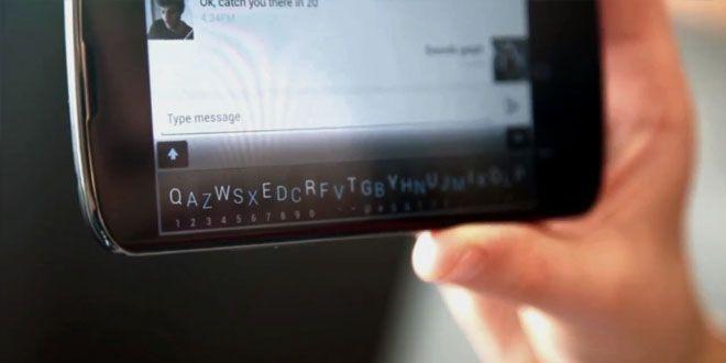 Minuum, el teclado pequeño para dedos grandes - http://www.entuespacio.com/minuum-el-teclado-pequeno-para-dedos-grandes/