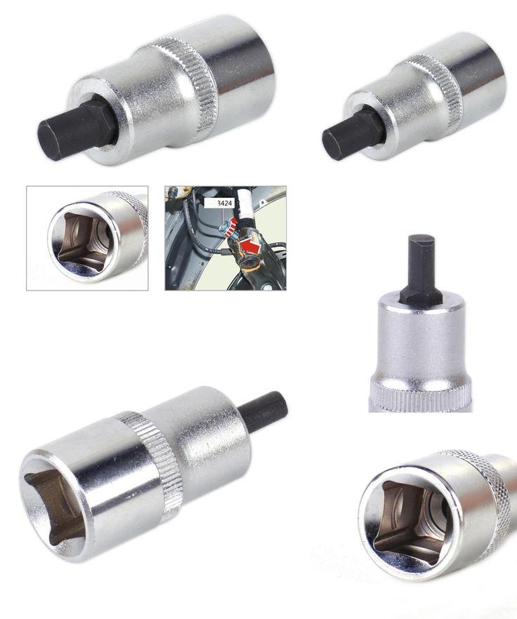 [Visit to Buy] beler Tool Silver 3424 Suspension Strut Spreader Socket fit for VW Golf Jetta GTI Audi A4 1999 2000 2001 2002 2003 2004 2005-16 #Advertisement