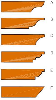 pergola end cut patterns