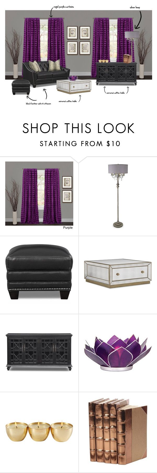 Gothic home furniture together with four hands furniture sale besides - Decorating Around Black Leather By Valuecityfurn On Polyvore Featuring Interior Interiors Interior Design