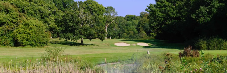 Rowlands Castle - My favourite hole the 13th