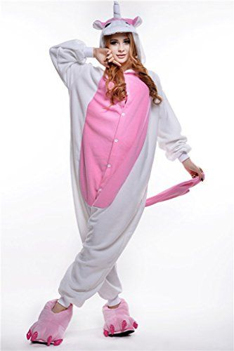 Introducing Unisex Adult Pajamas Onesie Cosplay Costumes Animal Sleepcoat Footed Pajamas for Women. Great Product and follow us to get more updates!