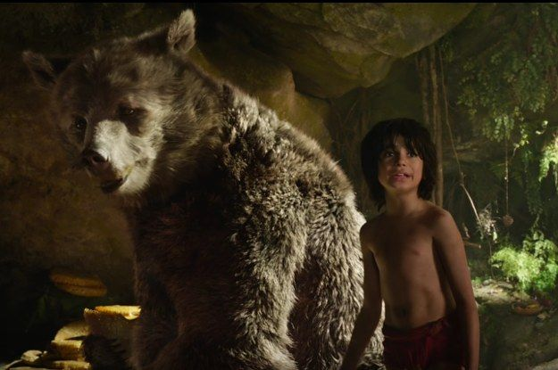 """This """"The Jungle Book"""" Hindi Trailer Will Make You Nostalgic For Your Childhood With Mowgli"""