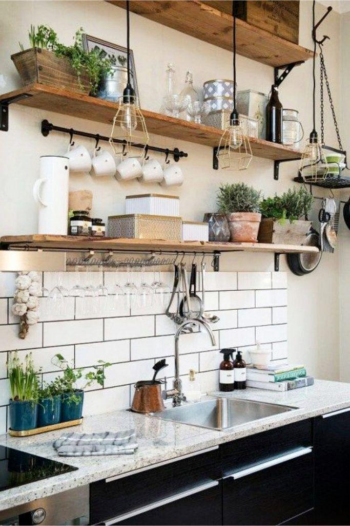 Diy Farmhouse Kitchen Decor Ideas Wowhomy