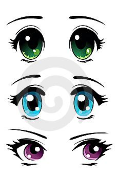 dibujos animados de ojos - Buscar con Google