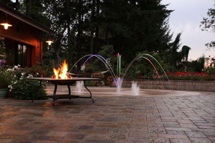 residential splash pad image - Google Search