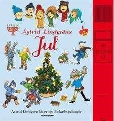 Astrid Lindgrens jul : Astrid Lindgren läser sju älskade julsagor .... #bilderbok #julbok #ljudbok