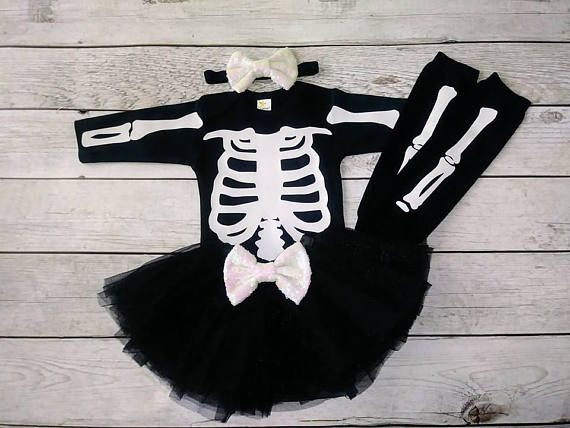 Baby girl Halloween costume Girls costume Tutu costume Toddler