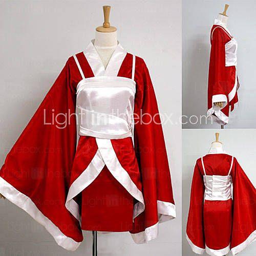 League of Legends Blood Moon Akali Cosplay Costume - GBP £ 51.09