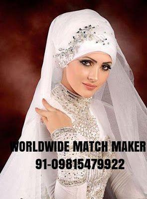 MUSLIM MATRIMONIAL SERVICES 91-09815479922 INDIA & ABROAD: HIGH STATUS MUSLIM MUSLIM MARRIAGE BEUREAU SERVICE...