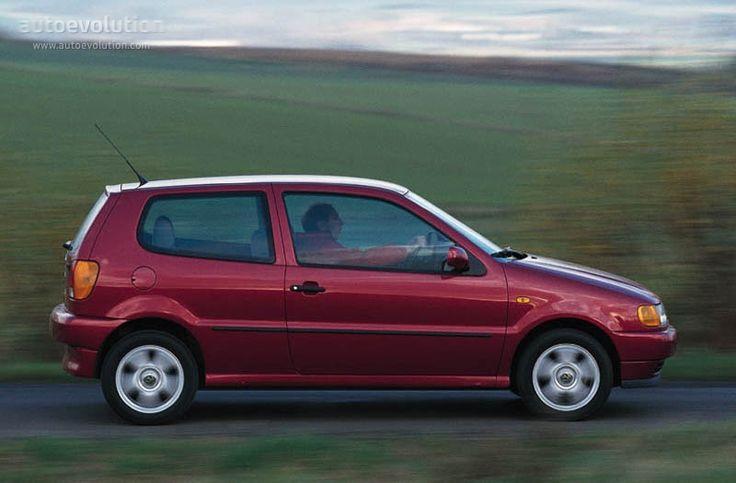 VW Polo 1996