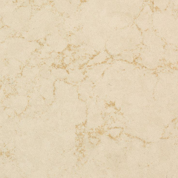 5220 Dreamy Marfil™ by Caesarstone - A delicate blend of creamy beiges with gentle brown veins.