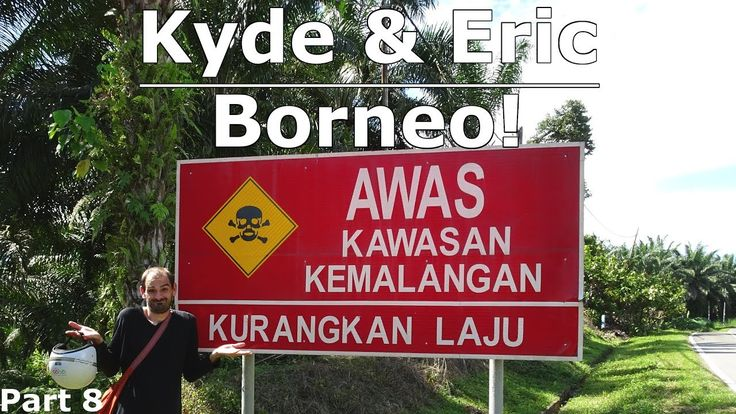 Borneo! | Part 8: Hanging out in Tawau! (Winter of 2016 & '17)