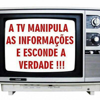 Pense... Desligue a tv
