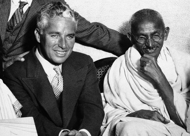 ...και τον Μαχάτμα Γκάντι (1931) - Παρέχεται από: Pegasus Interactive
