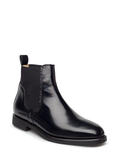 Køb GANT Jennifer Mid Boot (Black) hos Boozt.com. Vi har et stort sortiment fra…