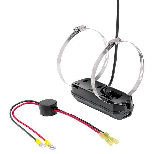 Humminbird Xtm 9 Hw Mdi T Mega Di Dual Spectrum Chirp Trolling Motor Transducer W Temp F Helix Mega Di 710281 1 Humminbird Trolling Motor Transducer