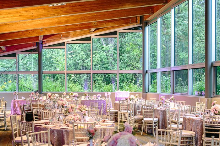 Qualico Family Centre Wedding