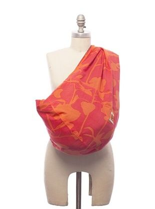 51% OFF Rockin' Baby Flaming Red Pouch, Pink/Orange, Small/Medium