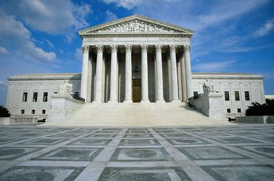 US Supreme Court Building - Neoclassical
