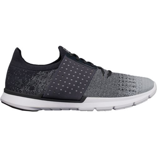 Under Armour Men's Speedform Slingwrap Fade Running Shoes (Grey, Size 9) - Men's Running Shoes at Academy Sports