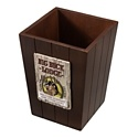 Bacova® Big Buck Lodge Wastebasket