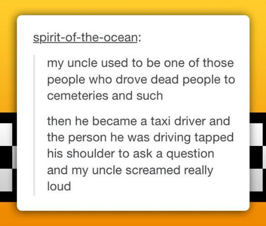 Taxi Driver Cemeteries #Cemeteries, #Funny-Quotes, #Quote, #Quotes, #Taxi-Driver