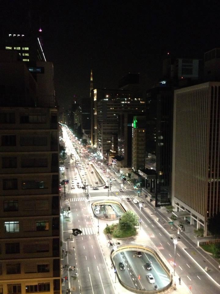 Av. Paulista em São Paulo, SP