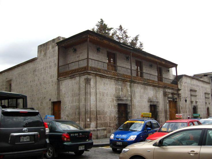 Arequipa.