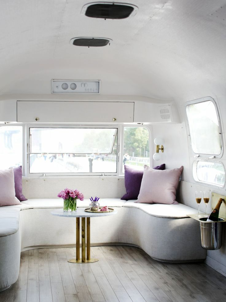 211 best Awesome Airstreams and Glamping images on Pinterest | Airstream  remodel, Airstream interior and Airstream living