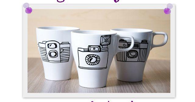 Ideas para pintar ceramica