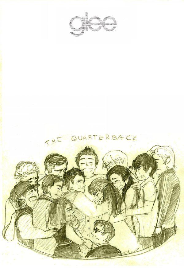 The Quarterback by puerilis-carmen.deviantart.com on @deviantART