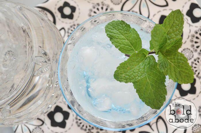 peppermint water-2