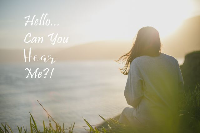 Hello... Are You There?!-- Feel like God doesn't seem to hear you? Check out this blog! http://bestill777.blogspot.ca/2017/01/hello-are-you-there.html