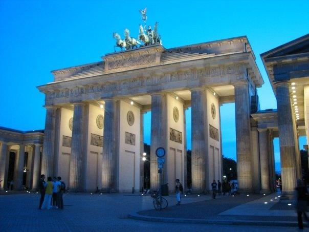 Berlin (Brandenburg Gate)