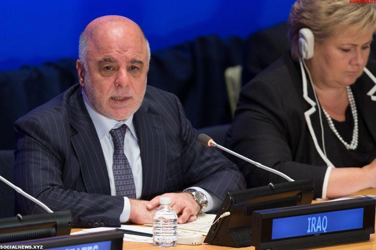 Iraqi PM slams Kurdish referendum as 'unconstitutional' - Social News XYZ