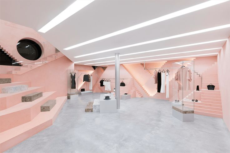 Le rose en retail - Novelty store by Anagrama, New York