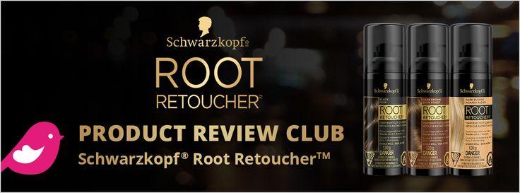 New+Product+Review+Club+Offer+/+Club+des+bancs+d'essai+:+Schwarzkopf®<sup>/MD</sup>+Root+Retoucher<sup>TM/MC</sup>