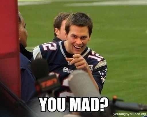 Tom Brady HAHAHAHA love this
