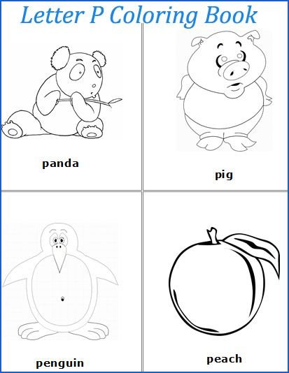 90 best P is for Alphabet images on Pinterest
