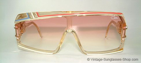 2e1295319121 Cazal Frames Worn by MC Hammer in the 1980 s ULTRA RARE - Limited Edition  Frames  858