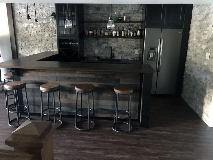smart basement bar ideas making your cellar pub sparkle on smart man cave basement ideas id=61071