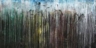 """Saatchi Art Artist Florin Coman; Painting, """"Rain Seasons Abstract Painting"""" #art"""