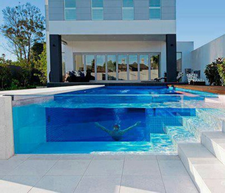 Awesome Pool Idea Minecraft Ideas Pinterest Portal Pools And Awesome