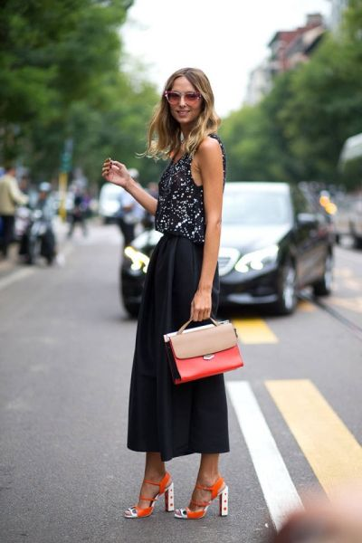 Milano Moda Haftası'nın enerjisi bol sokak stillerine bayılacaksınız. Daha fazla stil için bloga buyrun  http://pimood.com/milano-moda-haftasindan-sokak-stilleri/ #mfw #streetstyle #sokakstili #sokakmodası #ss15 #trend