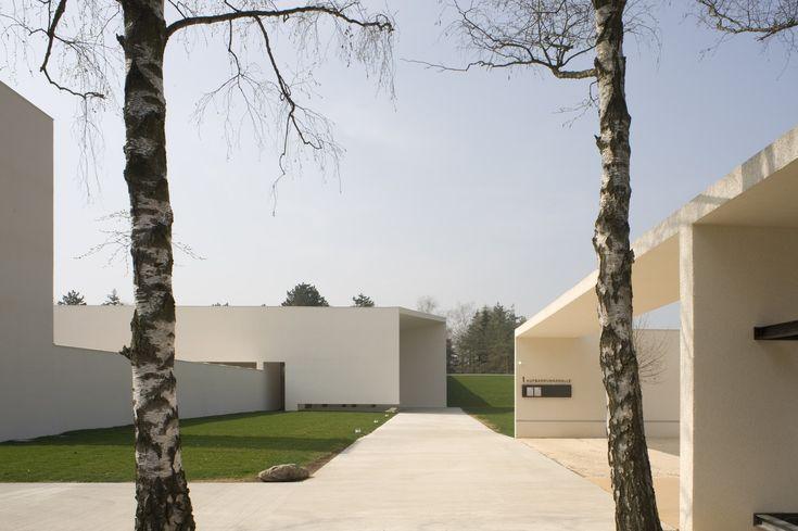 Galería de Cementerio de la ciudad St. Martin / Heidl Architekten - 1