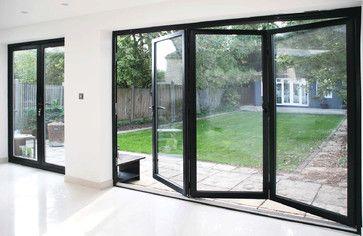 modern folding doors